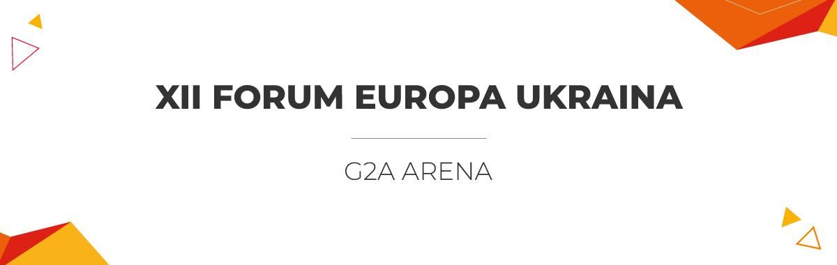 XII Forum Europa Ukraina