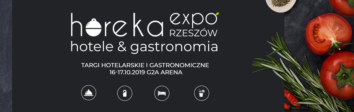 Horeka Expo Rzeszów – Targi hotelarskie i gastronomiczne