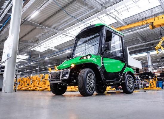 Melex – jeden z najdłużej produkowanych samochodów elektrycznych na świecie