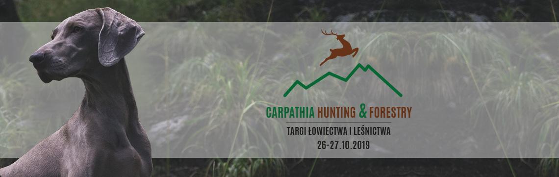 Carpathia Hunting & Forestry 2019 – Targi Łowiectwa i Leśnictwa
