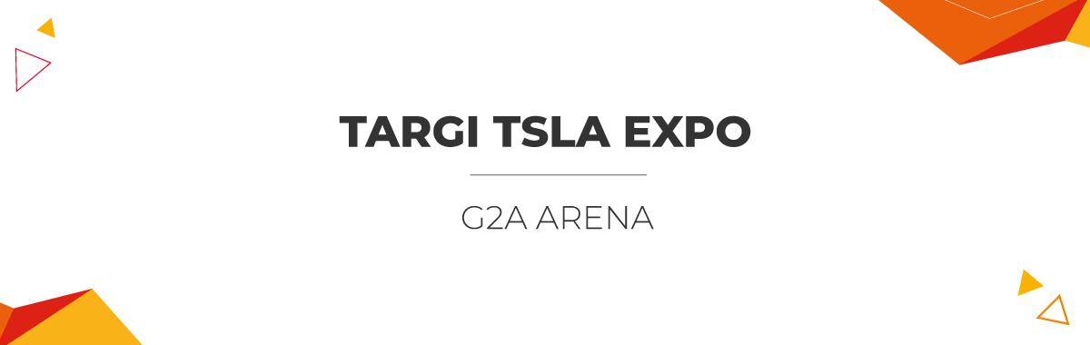 TARGI MOTORYZACYJNE TSLA EXPO