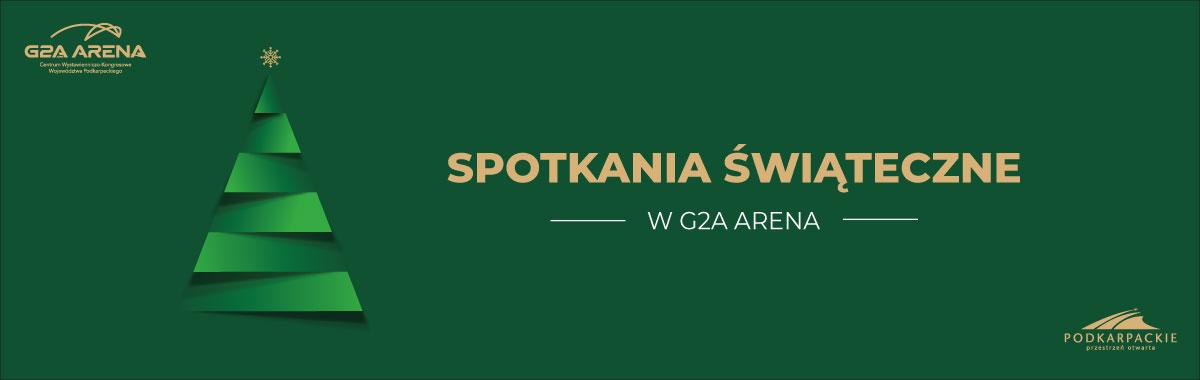 Spotkania świąteczne w G2A Arena