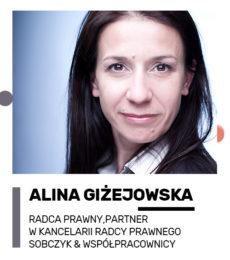 alina giżejowska