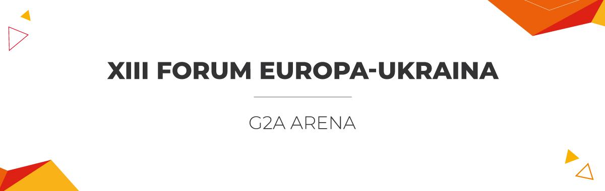 XIII Forum Europa-Ukraina