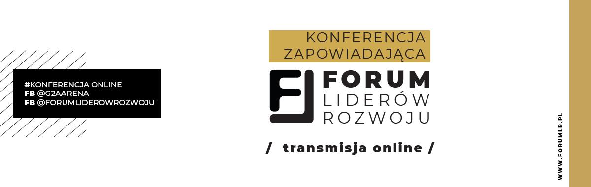 Konferencja Zapowiadająca Forum Liderów Rozwoju – Autorytet lidera