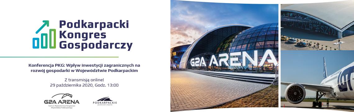 Konferencja PKG: Wpływ inwestycji zagranicznych na rozwój gospodarki w Województwie Podkarpackim