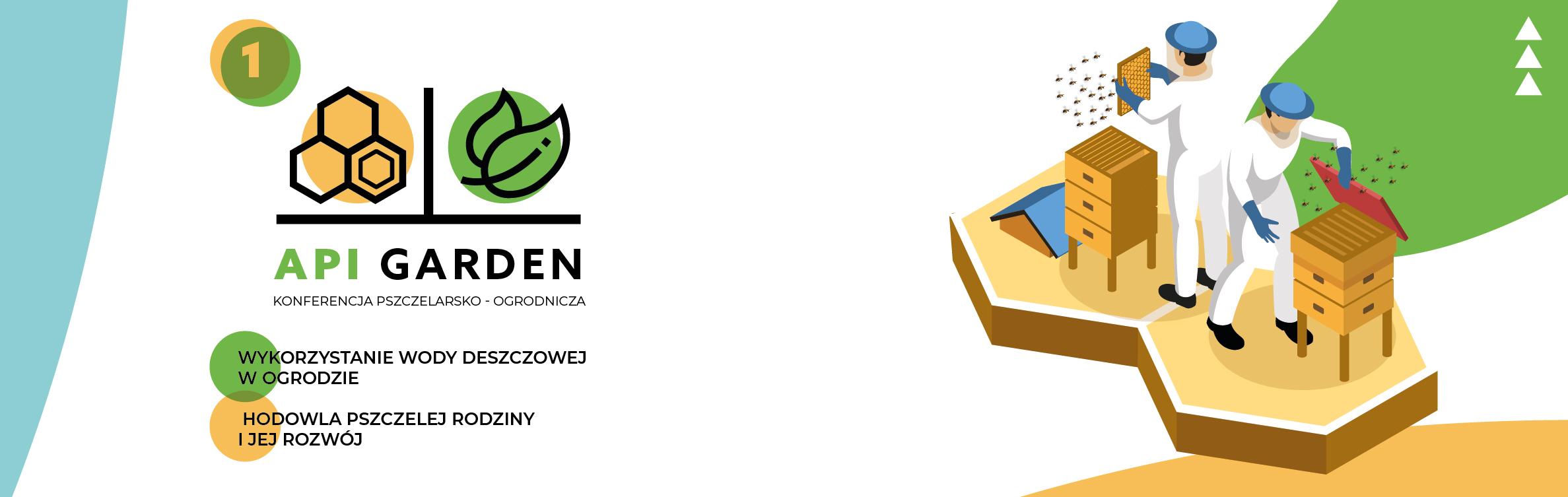 Konferencja API GARDEN – I edycja