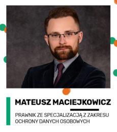 mateusz maciejkowicz