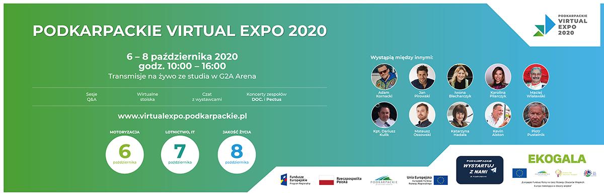 Podkarpackie Virtual Expo
