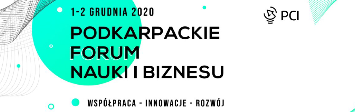 Podkarpackie Forum Nauki i Biznesu: FORUM NAUKA-BIZNES
