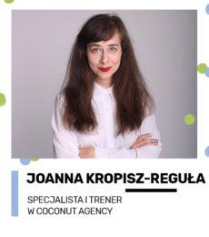 joanna kropisz-reguła