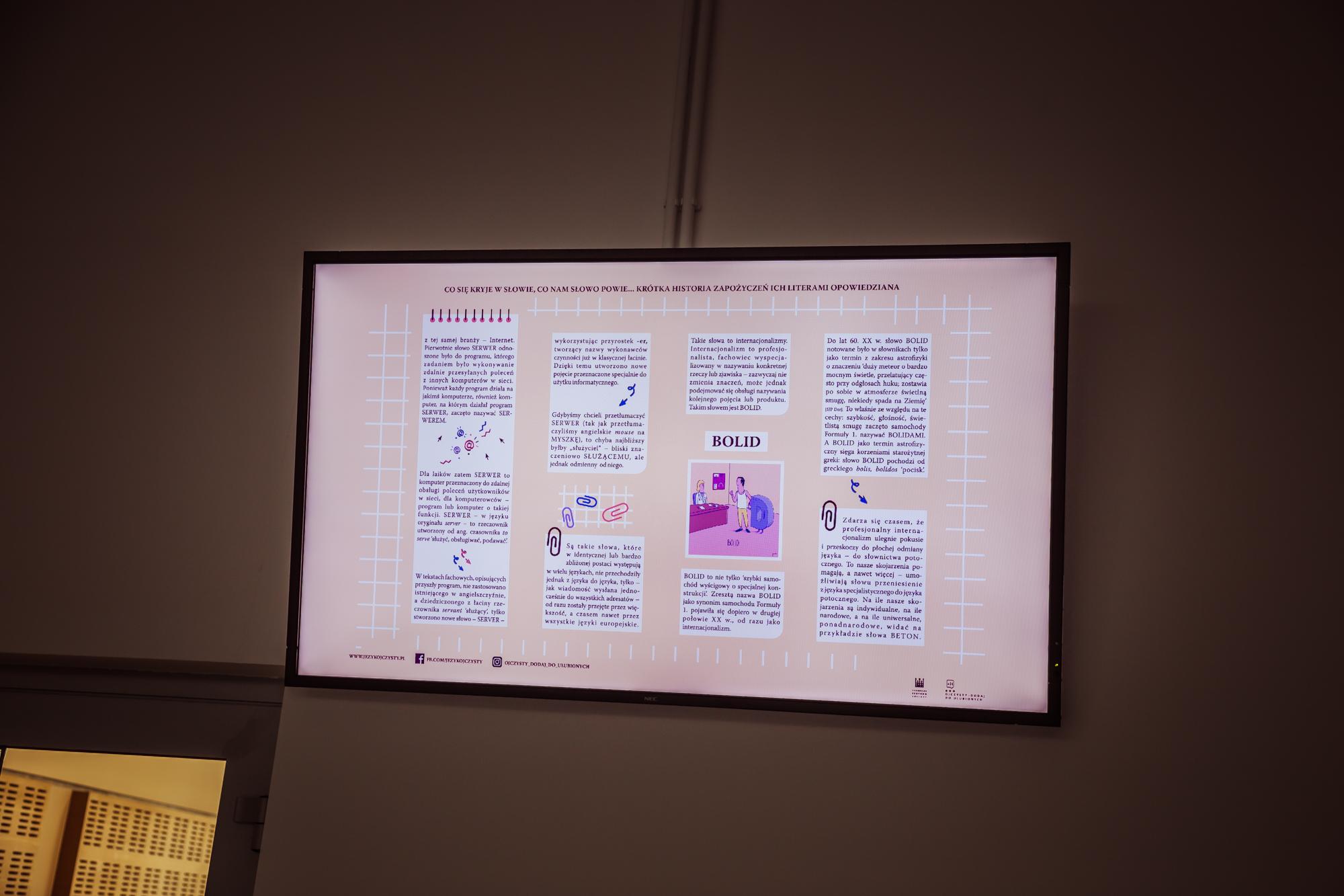 Opowieści i spacery językowe – Arena Sztuki/GRUDZIEŃ 2020 #1