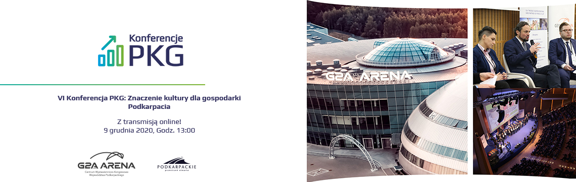 VI Konferencja PKG: Znaczenie kultury dla gospodarki Podkarpacia