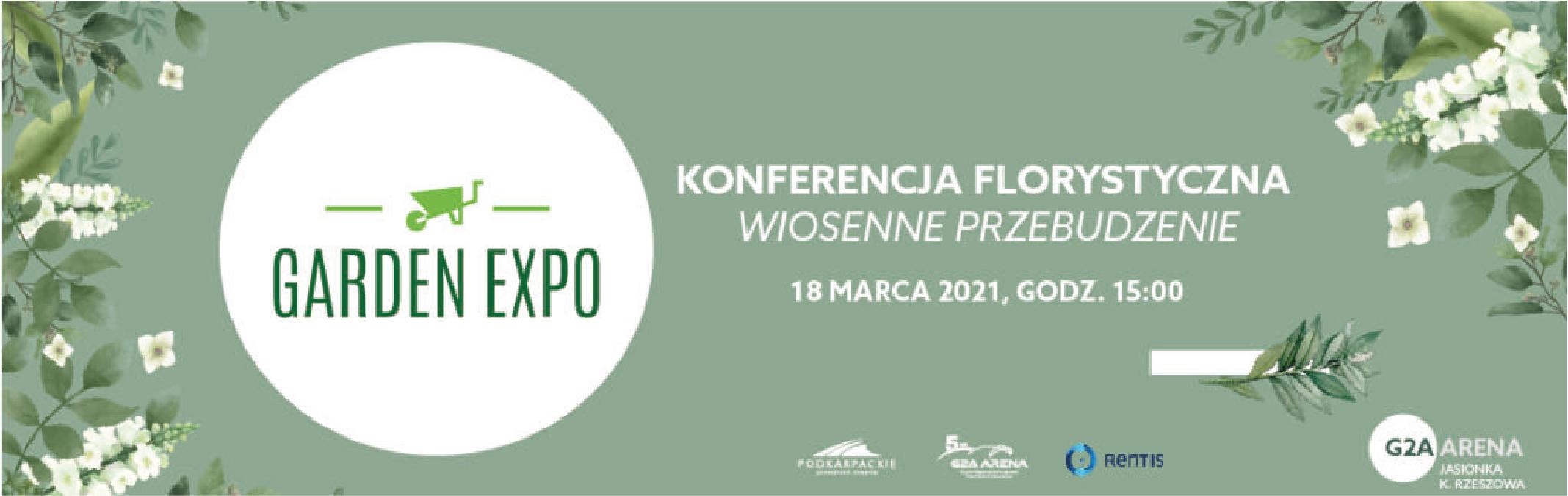 I Konferencja Florystyczna Wiosenne przebudzenie || GARDEN EXPO