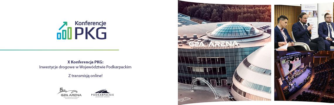 X Konferencja PKG: Inwestycje drogowe w Województwie Podkarpackim