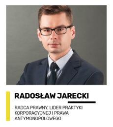 radosław jarecki